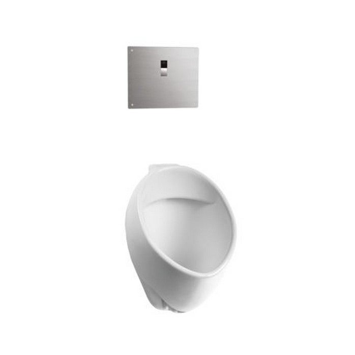 Toto Commercial Washout Urinal with Cotton White - Off-wh...