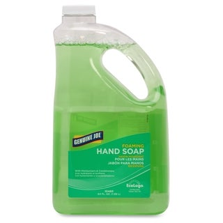 Genuine Joe Moisturizing Liquid Hand Soap - (4/Carton)