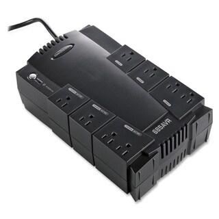 Compucessory 685VA UPS 685 VA/390 W - 120 V AC - 8 - Sag, Spike, Surge, Brownout - Silver