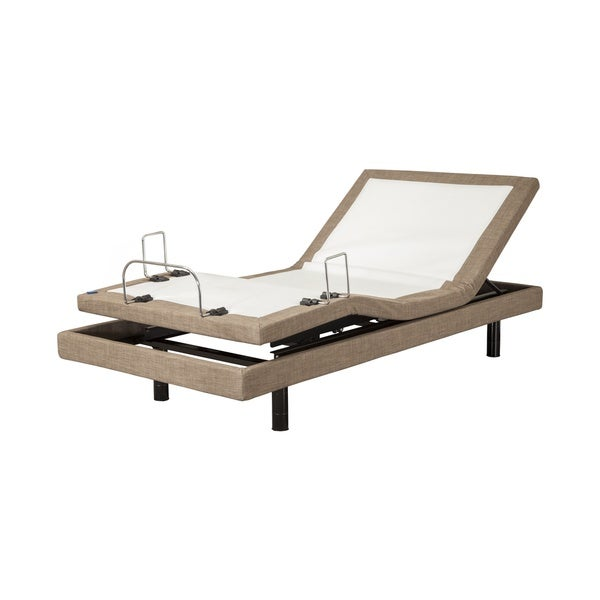 Shop Blissful Nights M3000 Twin Long Adjustable Base ...