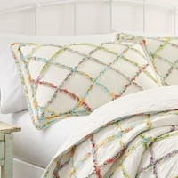 Laura Ashley Ruffled Garden Standard Sham