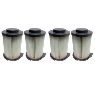 4 Hoover Windtunnel Bagless Washable Canister Filters Part # 59134033