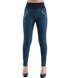 Dinamit Jeans Women's Jade High Waist Leggings