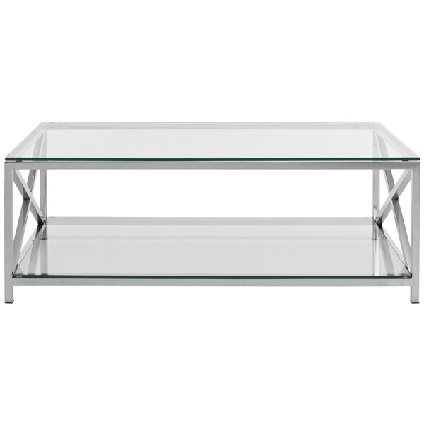 Safavieh Couture High Line Collection Hayward Stainless