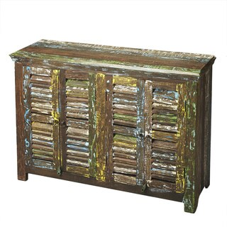 Butler Haveli Reclaimed Wood Sideboard