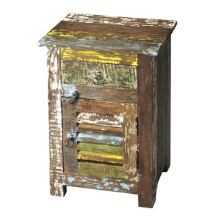 Butler Haveli Reclaimed Wood Accent Chest