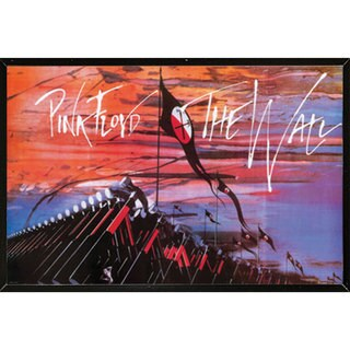 Pink Floyd Wall Plaque (36-inch x 24-inch)