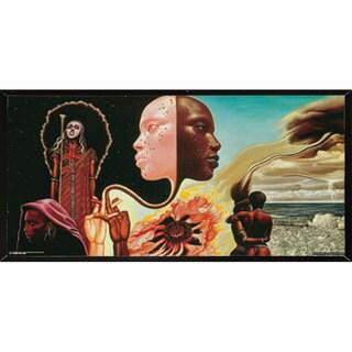 Miles Davis B*****s Brew Wall Plaque (36-inch x 18-inch)