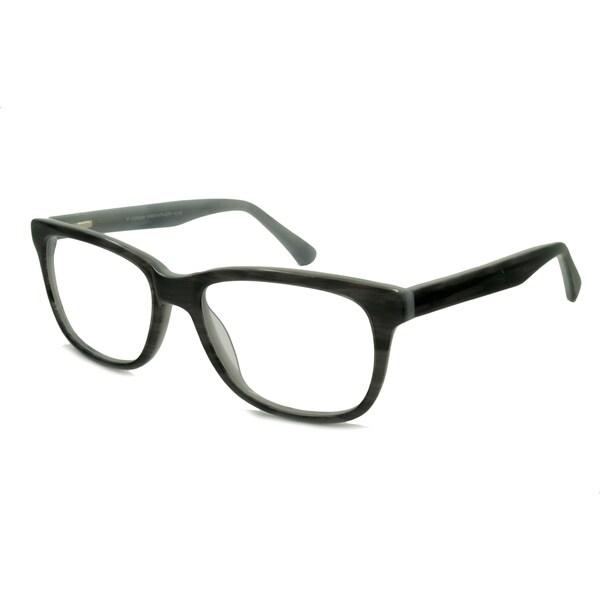 V Optique Men's Yves Rectangular Reading Glasses