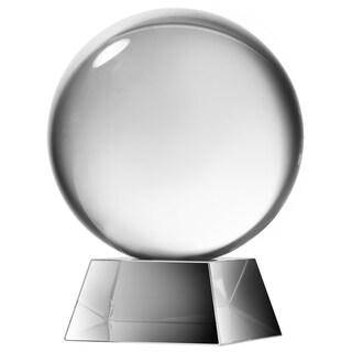 Kathy Ireland Table Glass Sphere