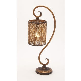 Metal Table Lamp