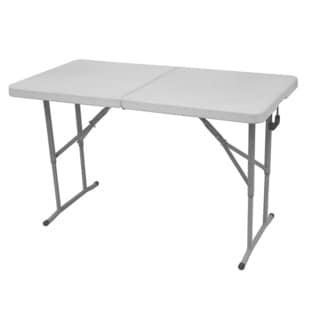 4-foot Fold In Half Folding Table