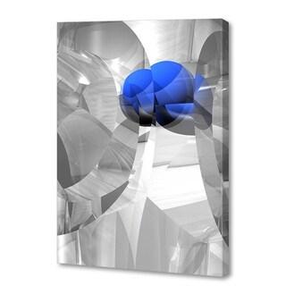 Menaul Fine Art's 'Shattered Blue' by Scott J. Menaul
