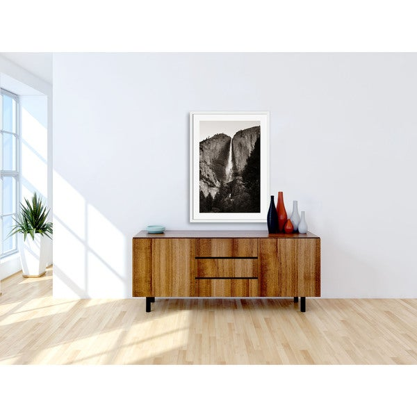 Gallery Direct Waterfalls Print by Rabbit75_fot on Paper Frame Wall ...