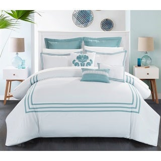 Chic Home Cornelius 12-Piece Bed in a Bag Comforter Set
