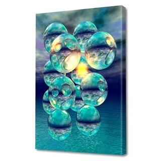 Menaul Fine Art's '12 Spheres' by Scott J. Menaul