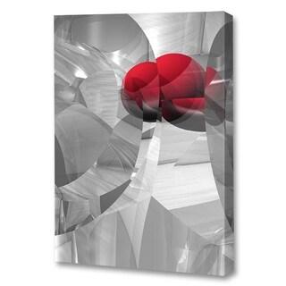 Menaul Fine Art's 'Shattered Red' by Scott J. Menaul