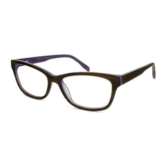 V Optique Women's Audrey Rectangular Optical Frame