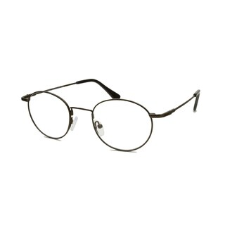 V Optique Men's Henri Round Optical Frame