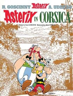 Asterix in Corsica (Paperback)