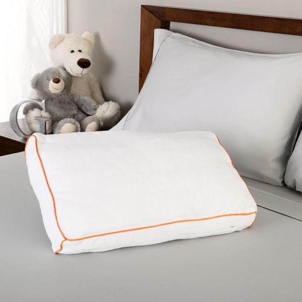 PureCare Single Silhouette Youth Memory Foam Pillow