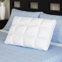 PureCare SoftCell Adjustable Hybrid Cooling Memory Foam Puff Pillow