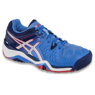 Asics Women's Resolution 6 Tennis Shoe