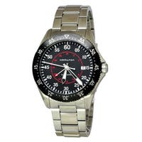 Hamilton Men's H76755135 Khaki Aviation Black Dial Date Display Watch