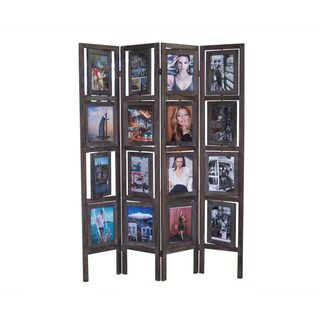 Oscar II Picture Folding Screen