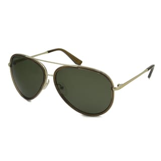 Ferragamo Men's/ Unisex SF146S Aviator Sunglasses
