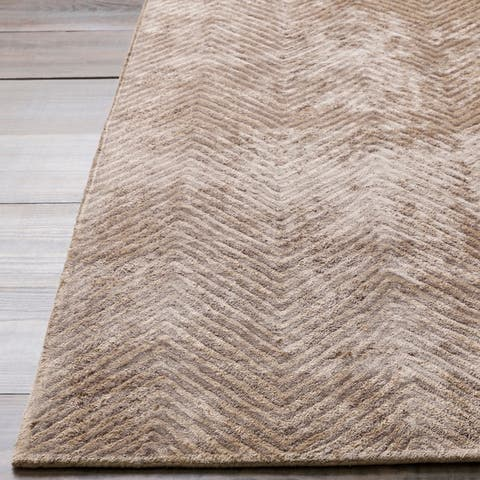 Brown Stripe Rugs Find Great Home
