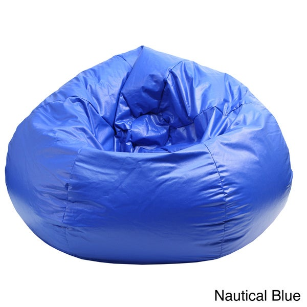 Gold Medal Kid's Deluxe Vinyl Bean Bag Chair. Opens flyout.