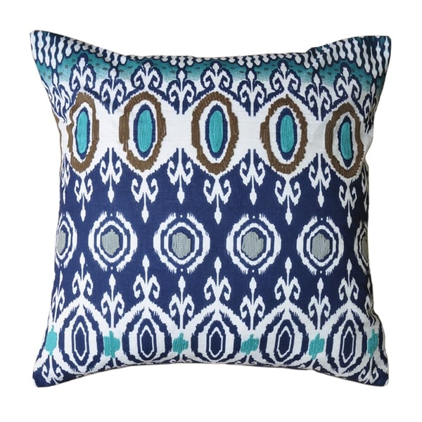 Cottage Home Risa Cotton 18 Inch Throw Pillow