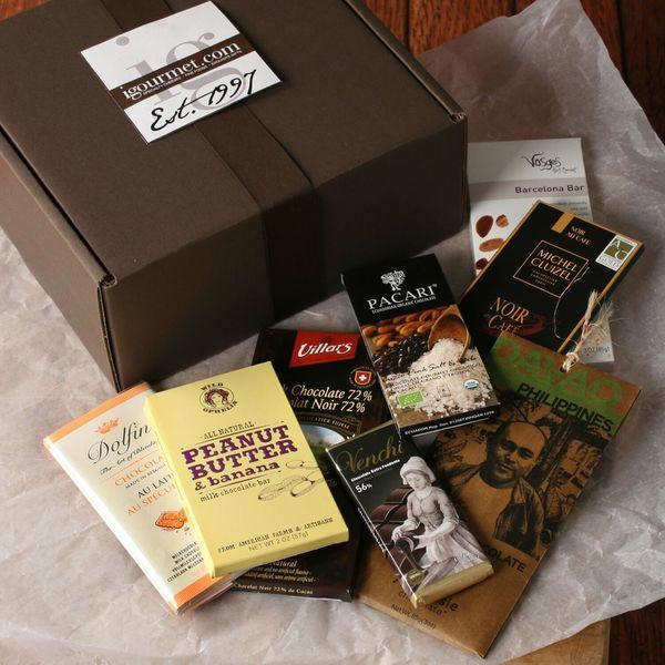 igourmet 'A World of Chocolate' Gift Box