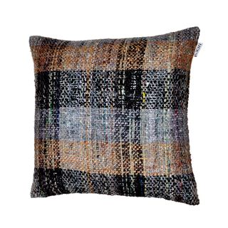 Aurelle Home Cris Feather Filled Throw Pillow