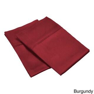 Superior 300 Thread Count Modal Solid Pillowcase Set