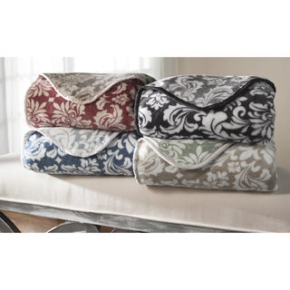 Canterbury Plush Reversible Blanket