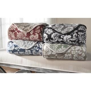Canterbury Plush Reversible Blanket