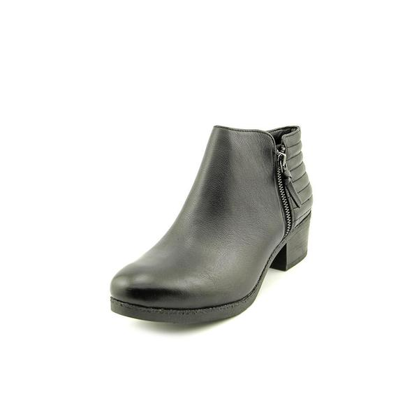 5fb7b2ad3bc5 Shop French Connection Women s  Trudy  Leather Boots - Free Shipping ...