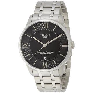 Tissot Men's T0994071105800 'T-Classic Chemin Des Tourelles' Automatic Stainless Steel Watch