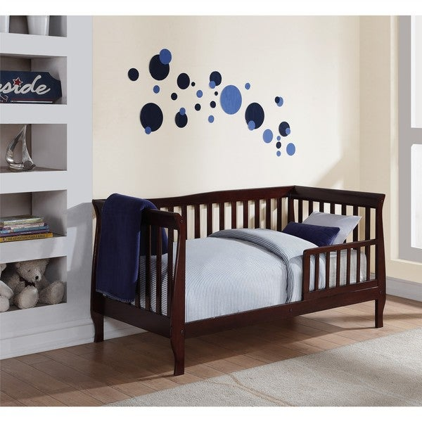 Shop Baby Relax Espresso Daybed Toddler Bed Free