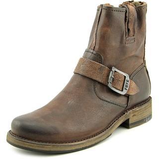 Frye Women's 'Vicky Artisan Back Zip-Tufg' Leather Boots