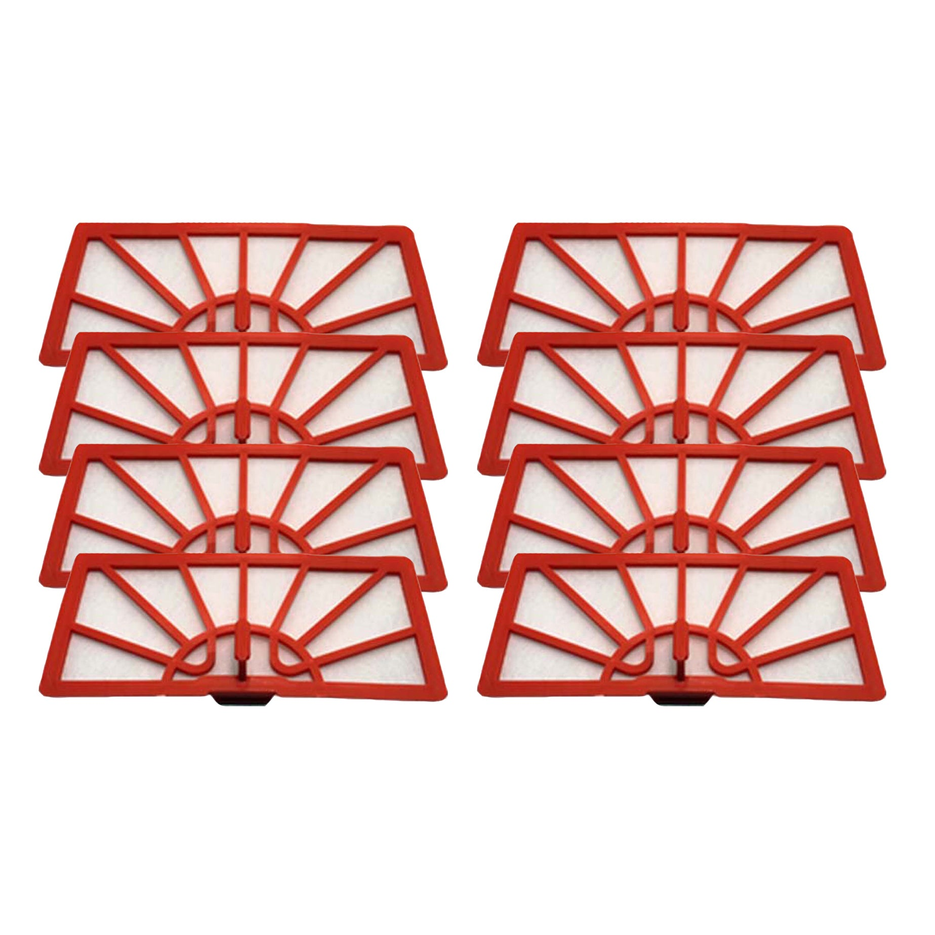 Crucial 8 Neato XV-11 Air Filters Part # 945-0004 945-002...