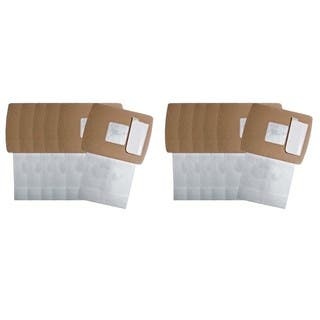 12 Oreck Buster B Allergen Paper Bags Part # PKBB12DW https://ak1.ostkcdn.com/images/products/11332988/P18308443.jpg?impolicy=medium