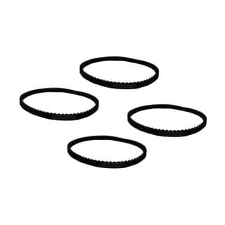 4 Miele SEB-213 Power Nozzle Belts Part # 4897760