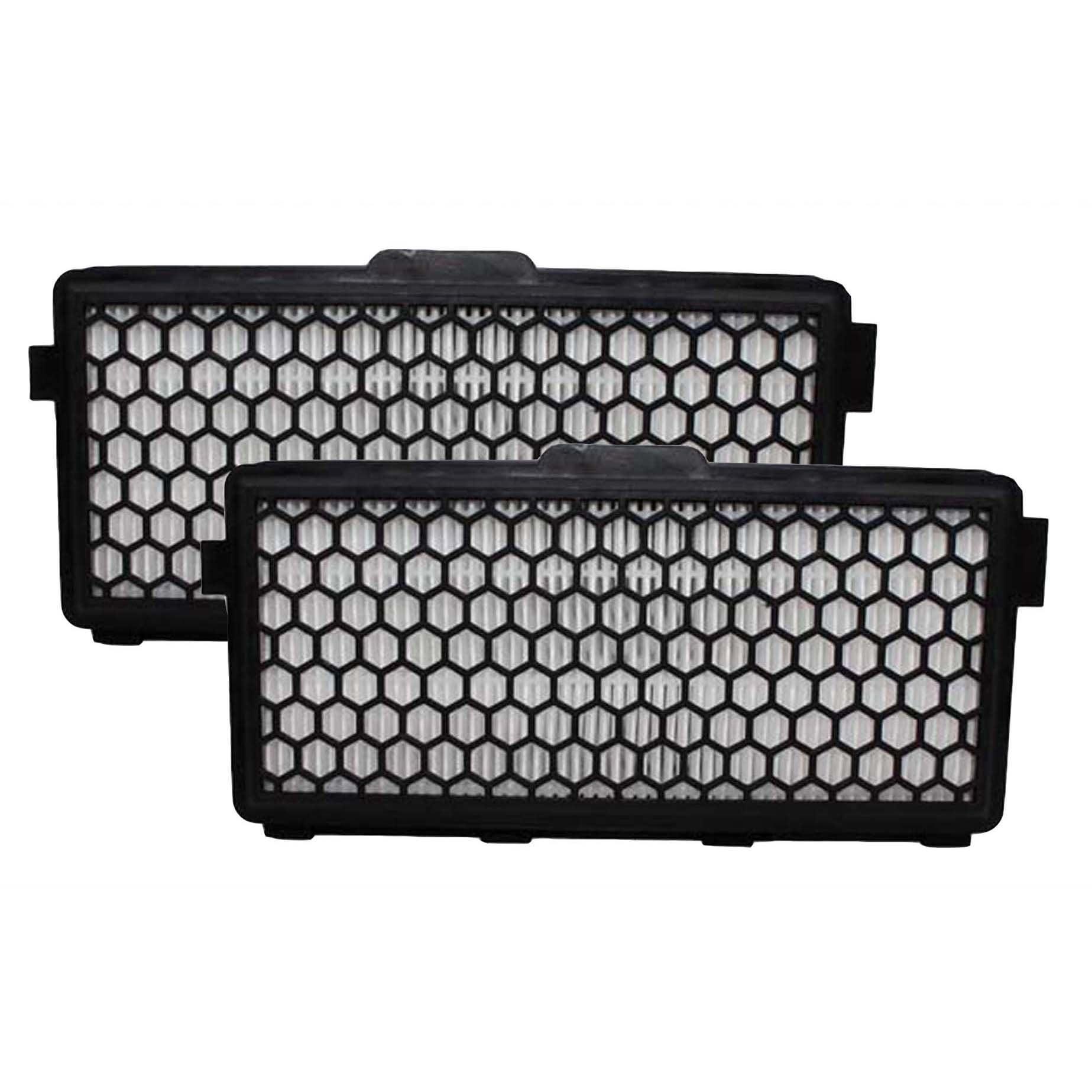 Crucial 2 Miele SF-AH50 S4000 Hepa Filters Part # 0599688...