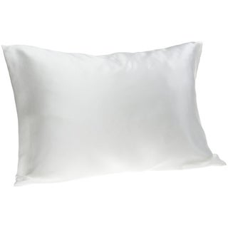 Spasilk Pure Silk Facial Beauty Pillowcase (Option: Standard - grey paisley)