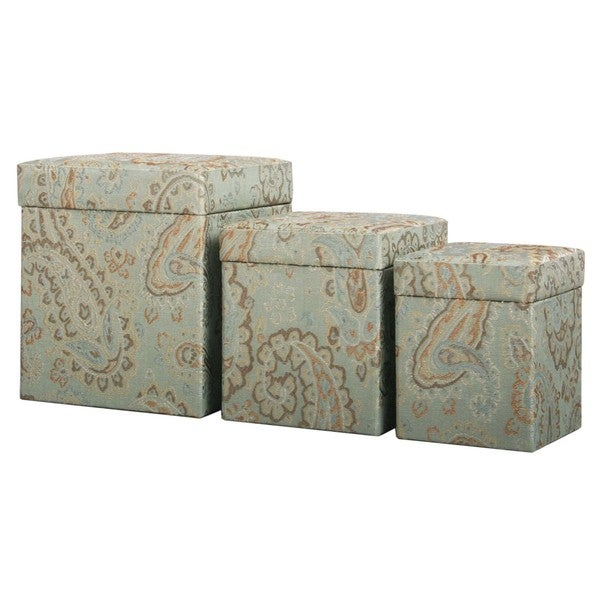 Jennifer Taylor Decorative Fabric Box Set