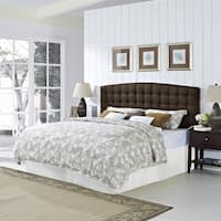 Avenue Greene Simona Brown King Headboard