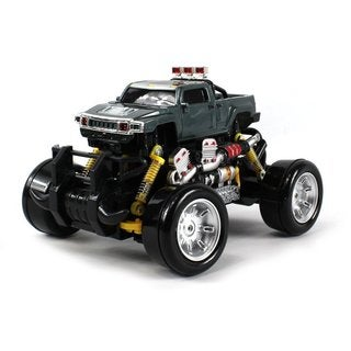 Hummer H3T Pickup Electric RC Drift Truck 1:18 Scale (Colors May Vary)